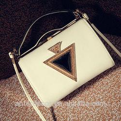 2014 Designer Style shoulder bag pu bag elegant lady bag