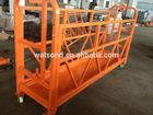 electric suspended platform zlp1000/hanging scaffolds