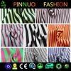 2014 new design cotton blue white striped fabric