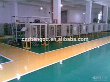 Ethene Resin Heavy Duty Anti-Corrosion Wood Floor Paint Colors