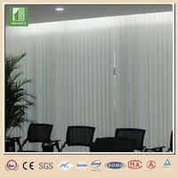 Practical,versatile and stylish vertical blind fabric carrier parts vertical blinds