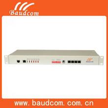 Top sale 1000M Ethernet Local Management 16E1 Fiber optical Multiplex