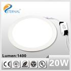 s led light panel in zhongtian 20w 90-120V,180-265V