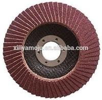 Alumina Abrasive Rust removal abrasive tools