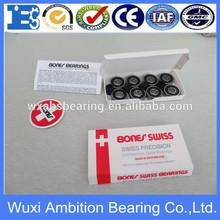 skateboard bearing bones ceramic swiss bearings