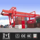MG model double girder container gantry crane gantry portal crane
