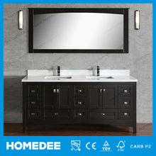 Home Furniture Design Classic Bamboo Bathroom Furniture