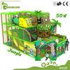 Indoor jungle theme commercial indoor gym equipment for kids