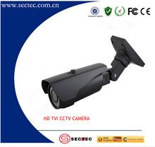 Latest electrical technology HD TVI low price cctv bullet camera