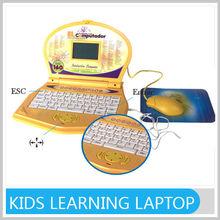 Kids Electronic Learning Machine Very Cheap Mini Laptop