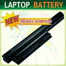 VGP-BPS26/VGP-BPS26A/VGP-BPL2 Battery for Sony VAIO VPC-CA15FA/B VAIO VPC-CA15FA/G Laptop Battery