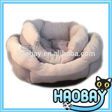 Luxury Reversible Cotton Warm Cuddle Pet Bed