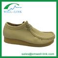 Homens clarke sapatos