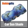 Promotional cardboard sunshade car