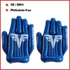 PVC inflatable hand for promotion cherring hand