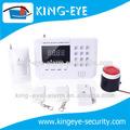 Protezione di sicurezza e sistema di allarme senza fili gsm con sensore di movimento l'invio di sms