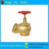 "2.5"" fire hydrant landing valve, oblique fire hydrant valve"