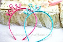 Plastic Crown Style Headband