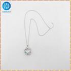 frozen bubblegum necklace golden snitch necklace korea amethyst necklace
