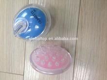Silicone Shampoo Scalp Shower Body Washing Hair Massage shampoo plastic brush Comb