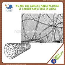 Single-walled carbon nanotubes for carbon electrode