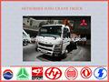 Japón de la marca mitsubishi fuso de la grúa camión 5ton 4 * 2 para la venta en dubai