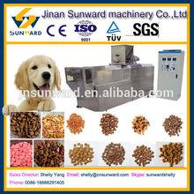 Custom built new design dog product machine, pet food pellet machine