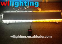 Emergency truck led warning light bar /Dual color police led light bar