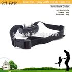 Agility Dog Training Adjustable Control Bark Collar Shock
