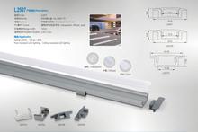 design solutions international lighting 2V SMD 5050 ground strip profil road