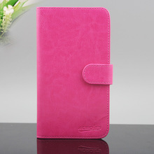 pouch leather wallet case for nokia lumia 630 case cover