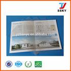 PVC cover plastic sheet plastic book cover plastic PVC sheet