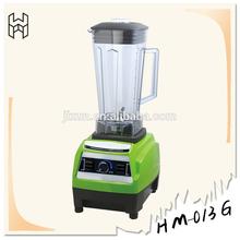 high efficient commercial juice blender/ electric ice blender