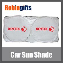 Promotional car sun visor pocket
