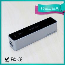 KEJEA R6A 2600mAH power bank kitty