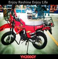 Chongqing factory 200cc 150cc cheap brand motorcycle