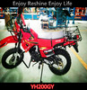 Chongqing factory 200cc 150cc cheap brand motorcycle