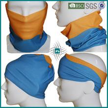 Seamless tube multifunctional elastic halloween mask
