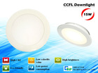 Energy saving CCFL dimmable downlight