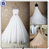JJ3626 Beaded Sweetheart Real Sample suzhou perfect wedding dress sharara 2014