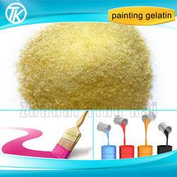 2014 bulk sale industrial powder gelatine adhesive