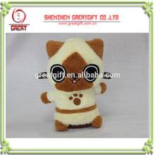 Latest Fancy Owl Voice Recording plush toys,stuffed toys electronic toys for kids;kit's gift