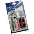 Pieza 12 bicicletas kit de reparación/bicicleta ciclismo herramienta de reparación de kits de herramienta