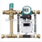 [TEKAIBIN] HR25.210... water-mixing temperature control adjustable bimetallic thermostat