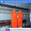 Muslim chicken slaughtering machine /poultry chicken slaughter machine