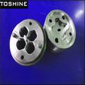 Caliente la venta de porcelana hecha de acero de perfil de aluminio de extrusión del molde, de aluminio de la fabricación del molde