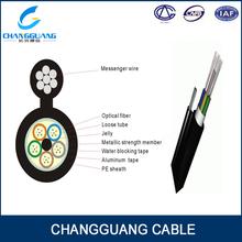GYTC8A multi tubeftth drop figure 8 fiber 72 strands optical cable
