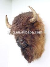 Restaurant Decoration Goat head Statues