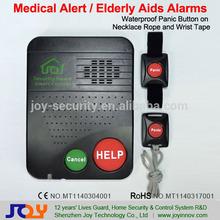 Wireless Elderly Timer For Medical,Panic Medical Alert System,Elders Alert Emergency Phone