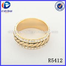 New fashion high quality mens tungsten rings